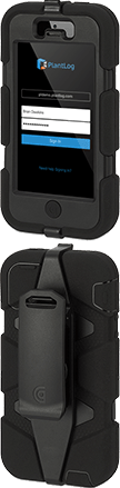 Use rugged cases to protect devices out in the field
